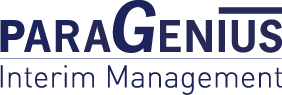 Paragenius Interim Management Retina Logo